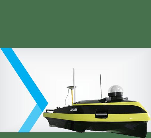 دسته قایق هیدروگرافی