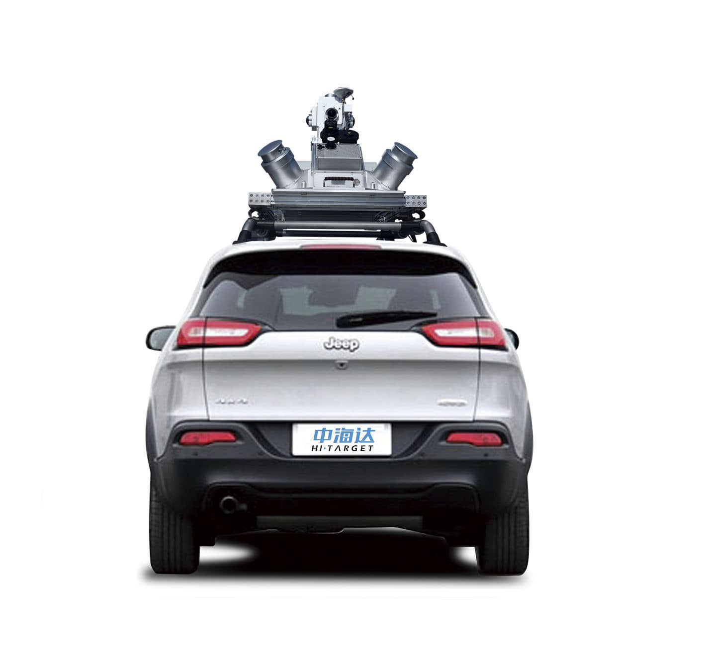 HiScan-C Mobile Mapping System - Hi-Target